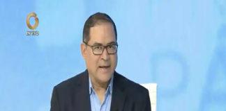 Valero: Maduro y Arreaza son los responsables de la xenofobia que viven los venezolanos