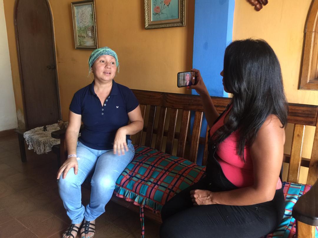 Docente lucha contra cáncer de mama con un sueldo de 38 mil Bolívares
