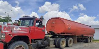 Polianzoátegui retuvo un camión con 30 mil litros de gasoil en El Tigre
