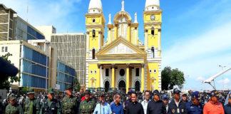 Desplegarán 11 mil 580 funcionarios en Zulia para proteger las fiestas de La Chinita