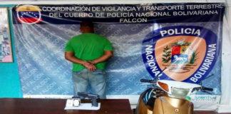 PNB incauta facsímil de pistola a falso policía