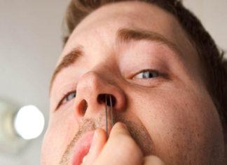 Te podría llevarte a la tumba: si te arrancas los vellos de la nariz (+Detalles)