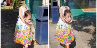 ¡Susto! La niña sin cabeza (+Videos)