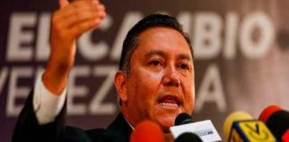 Bertucci aboga por la liberación plena de presos políticos