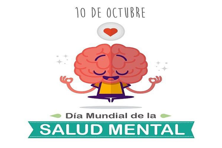 ¡Prevención del suicidio!, eslogan del Día de la Salud Mental este 10-O