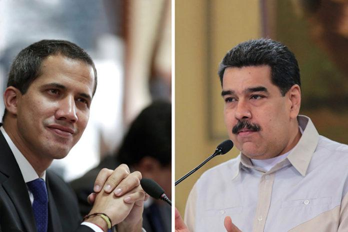 Popularidad de Guaidó supera a la de Maduro, según Consultores 21