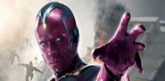 Vision podría regresar en Doctor Strange 2