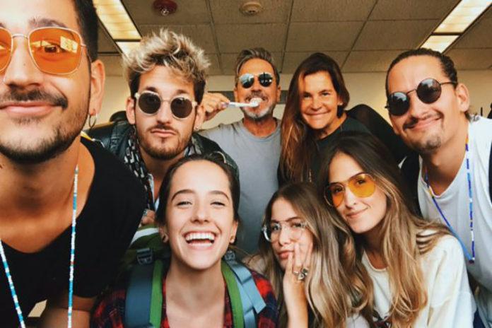 Ricardo Montaner y su familia estrenan reality en YouTube (+Video)