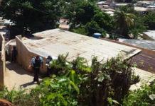Asesinaron a un GNB y lanzaron su cuerpo por un cerro en Maracaibo