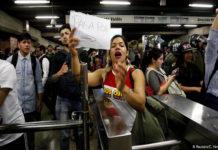 Gobierno chileno anula alza de boleto del metro