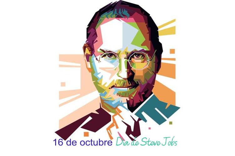 Este 16-Oct es Día de Steve Jobs (+Datos)
