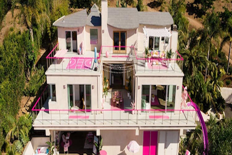 La casa de Barbie existe y ahora puedes alquilarla (+Fotos)