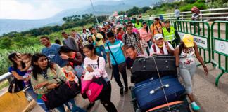 En 2020 habrán emigrado 6,5 millones de venezolanos, según Acnur