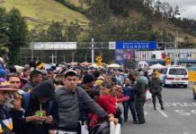 Próximo lunes Ecuador iniciará digitalización de visa de venezolanos