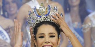 Thalia Olvino rumbo al Miss Universo 2019