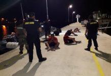 Siete venezolanos detenidos por tratar de ingresar ilegalmente a Curazao