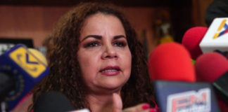 """Ya todo está en calma y paz"", dijo Iris Varela sobre protesta en CPO del Táchira"