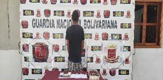 Aprehenden a dos microtraficantes de marihuana en Las González de Mérida