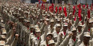 Desplegarán 6 mil 950 milicianos para «defensa del sistema eléctrico»
