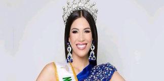 La venezolana Melissa Jiménez entre las favoritas en el Miss Internacional 2019