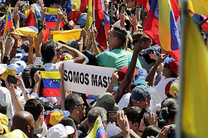 Hercon Consultores: 7 de cada 10 venezolanos tiene razones para salir a protestar el 16N
