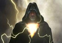 Revelan primera imagen y fecha de estreno de Black Adam con Dwayne Johnson