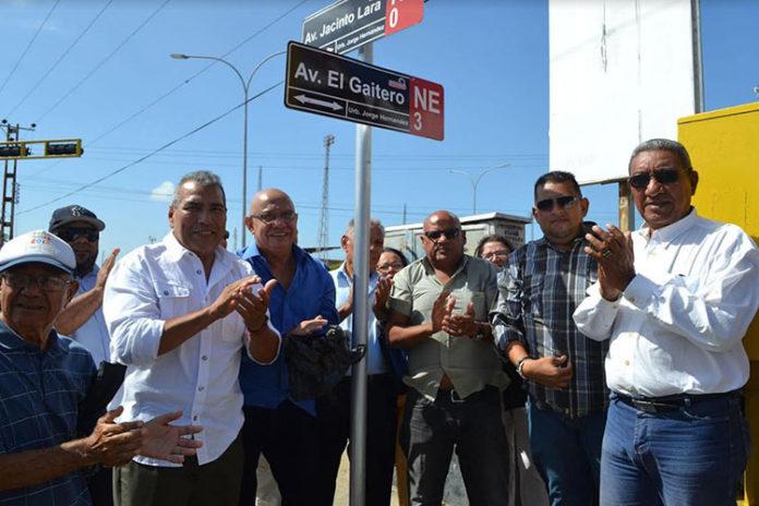 Concecarirubana celebró sesión especial en honor a los gaiteros y avenida en su honor