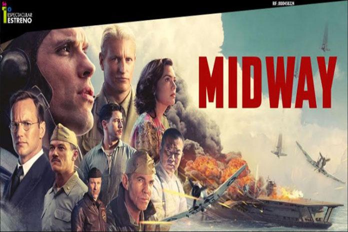"""""""Midway: Batalla en el Pacífico"""" llega a las pantallas de Cinex"""