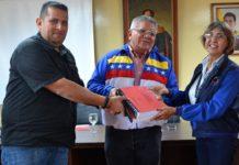 Alcides Goitía presentó proyecto de presupuesto 2020