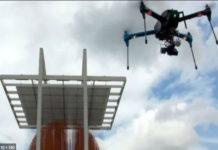 INAC suspende vuelos privados y drones en el país