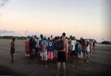 Por falta agua y gasolina, Los Roques se alza en protesta