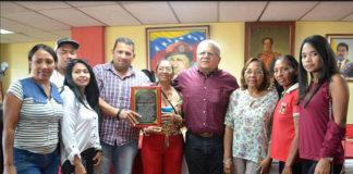 ConceCarirubana celebra sesión en honor a Fernando Reyes
