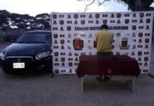 Capturado por contrabandear 10 kilos de material estratégico en Guayabones