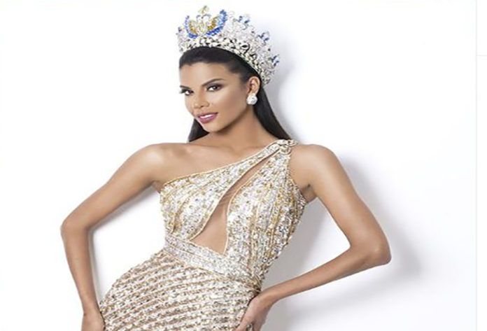 Isabella Rodríguez entre las 40 mejores Top Model del Miss Mundo 2019