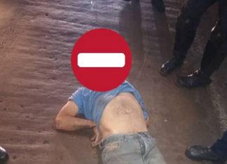 Caracas: Iba a Tribunales, se lanzó de la patrulla y murió arrollado por otro vehículo