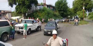 Merideños se alzan en protesta luego de cuatro días en cola por gasolina