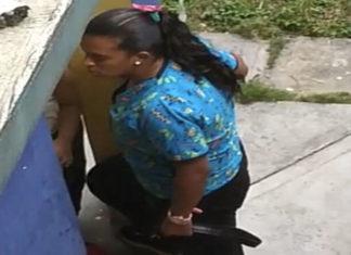 Video: ¡A correazo limpio! le dio una maestra a un niño y el Cicpc la capturó