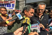 Sindicato del CNE afirma que los rectores entraron en desacato