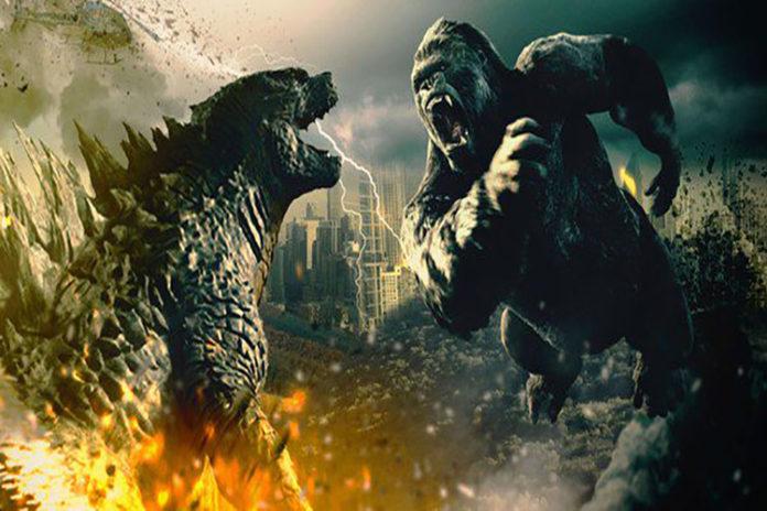 Godzilla vs Kong retrasa su fecha de estreno