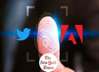 Twitter, Adobe y New York Times
