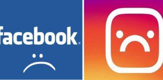 Instagram y Facebook caídos varias partes del mundo