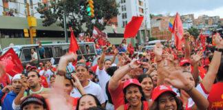 Psuv anuncia movilizaciones a partir de este lunes al 16-Nov