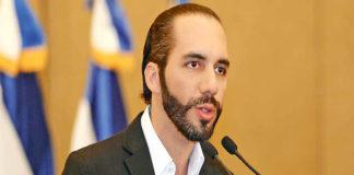 Bukele busca negociar con Guaidó la deuda de Pdvsa