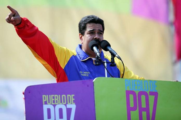 Maduro llama a la