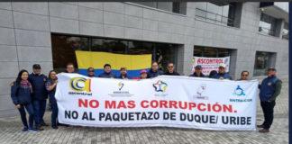 Inicia protestas en Colombia y Duque espera que sea pacífica