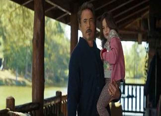 Se filtra la escena de Tony y Morgan Stark de Avengers Endgame (+Video)
