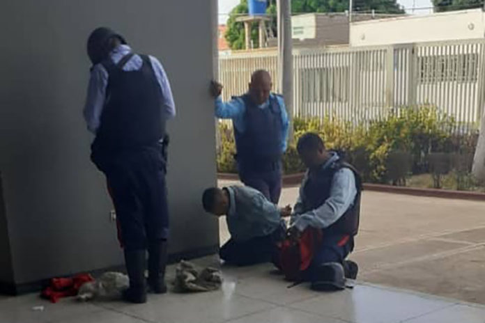 Capturan a hombre en flagrancia con instrumento de ginecología del Ipasme Punto Fijo