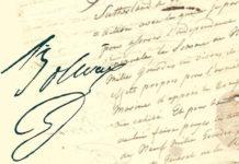 Una carta decisiva del Libertador sobre Batalla de Carabobo será subasta en París