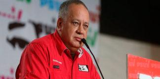Cabello: Nos las ponen más fácil si no participan en parlamentarias