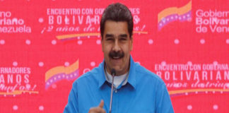 Maduro recordó los 14 años de la derrota del Alca